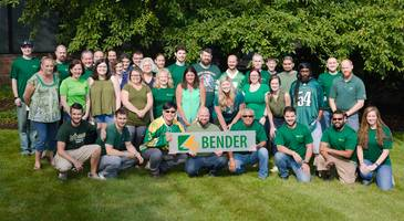 Bender Inc. is going green!
