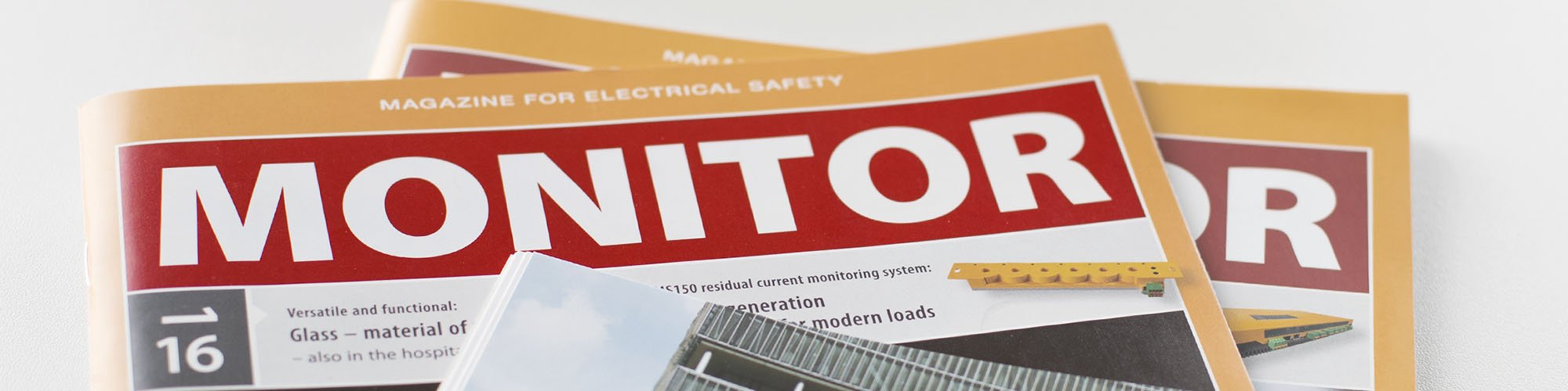 MONITOR: The magazin for electrical safety