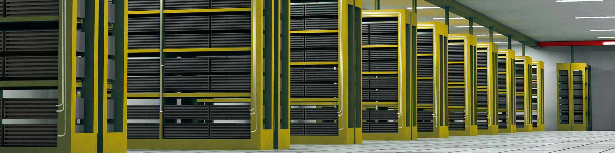 Ensuring that the power supply in data centres is safe