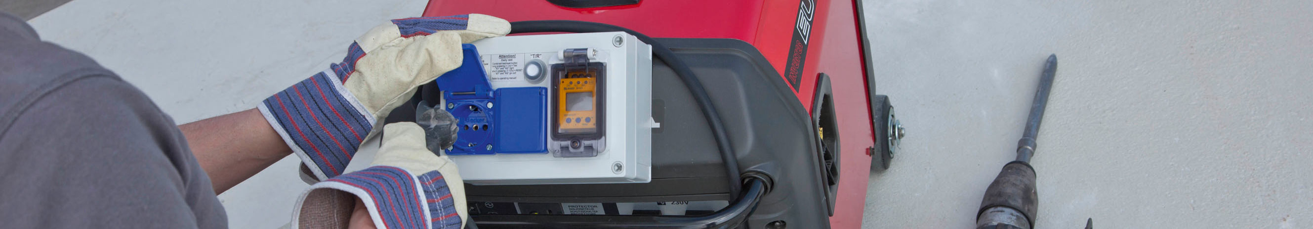 Portable mobile power generators