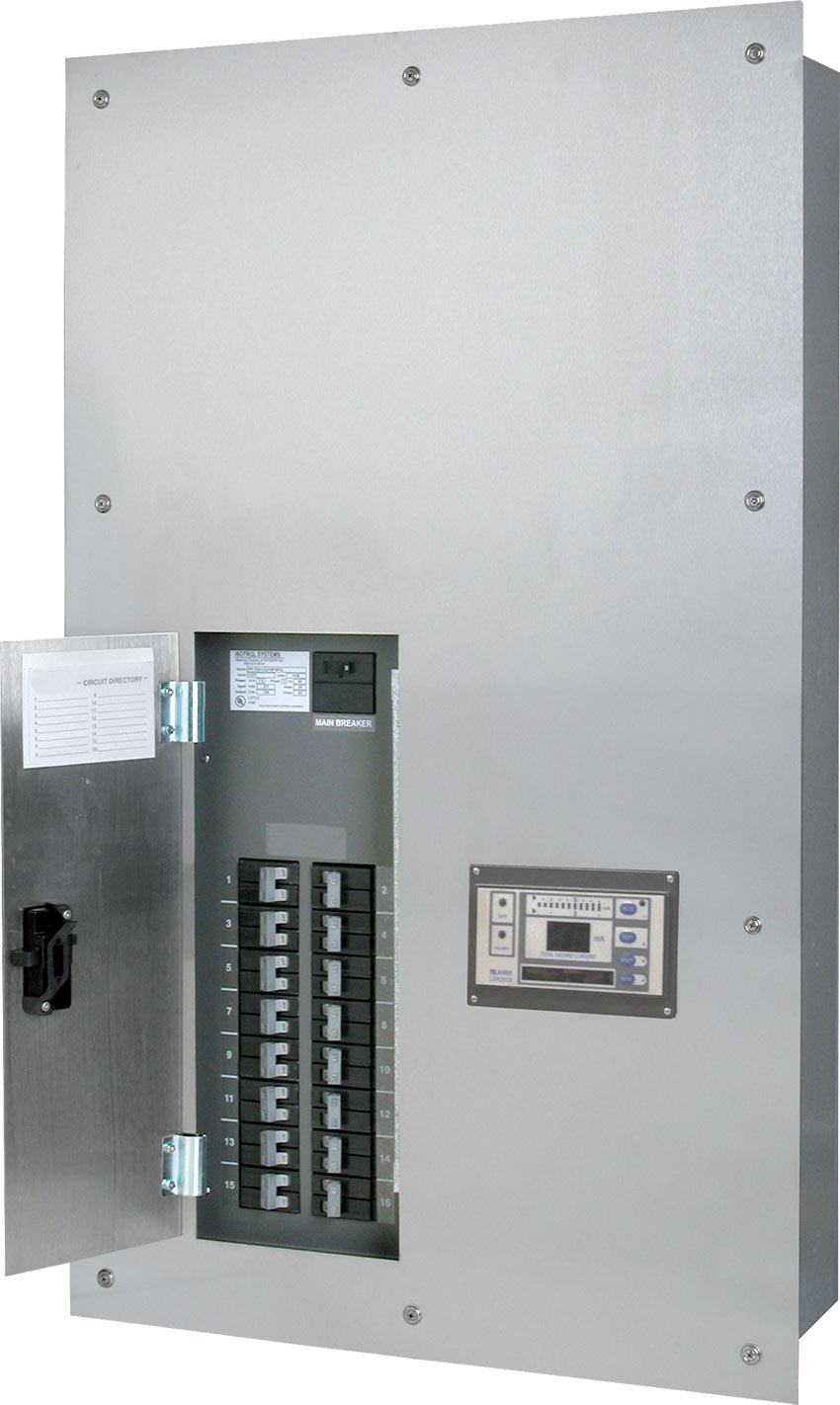 Isolated Power Panels