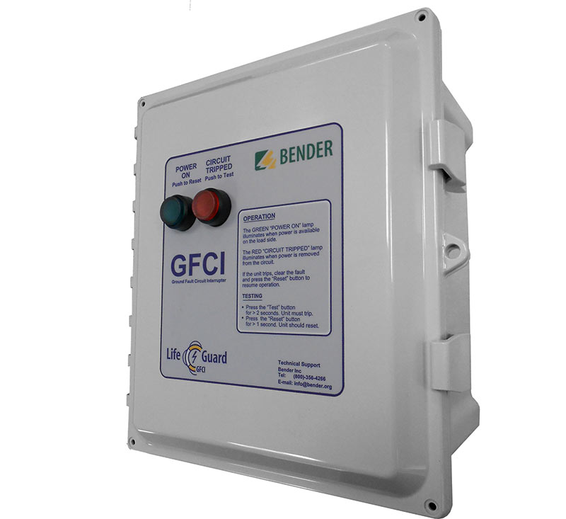 Ground Fault Circuit Interrupters (GFCIs)